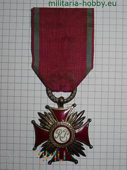 Srebrny krzyż zasługi Gontarczyk