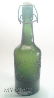 Butelka Stadtbrauerei Marklissa - Leśna