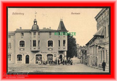 BIAŁY BÓR Baldenburg