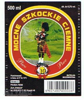 szkockie ciemne mocne