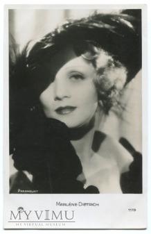 Marlene Dietrich EUROPE nr 1173