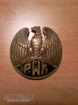 Odznaka orzeł z beretu PWK