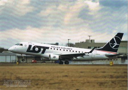 Duże zdjęcie Embraer EMB-170ST, SP-LDA
