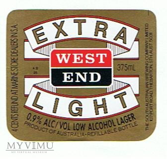 west end extra light