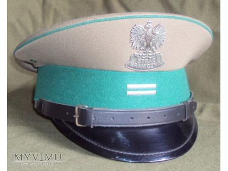 Czapka garnizonowa SG (wzór IV)