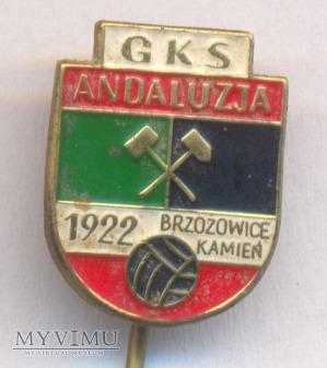 Duże zdjęcie GKS Andaluzja odznaka wz.2