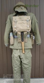 Mundur polowy zimowy - Felddienstuniform Winter