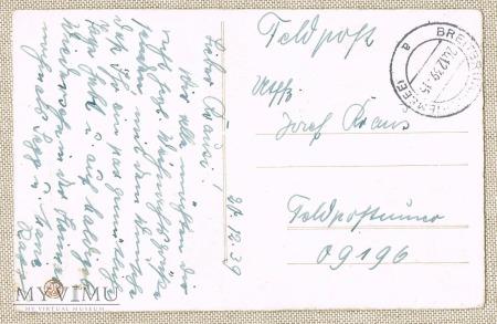 20.12.1939 kartka świąteczna