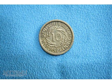 10 Reichspfennigów