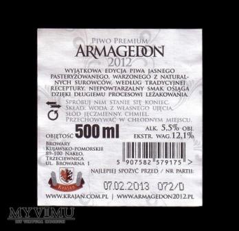 Armagedon 2012 Jasne
