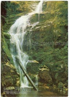 Karkonosze - Wodospad Kamieńczyka 1970