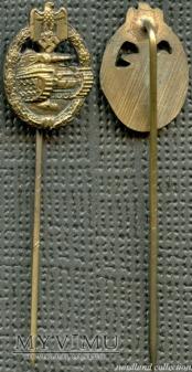 PKA miniatura-brąz