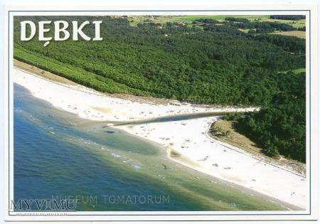 Dębki - ujście Piaśnicy - 2000