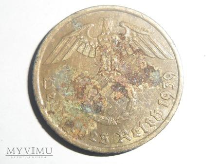 5 pfennig 1939 A