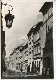 W-wa - Stare Miasto - ul. Piwna - 1962