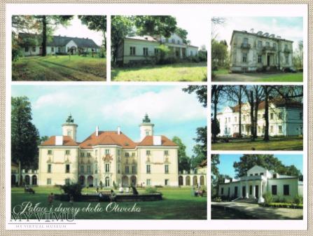 Pałace i dwory okolic Otwocka