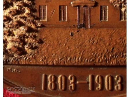 Stulecie Petersburskiego Instytutu Leśnego