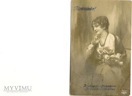KARTKA POCZTOWA do SULMIERZYC 1917