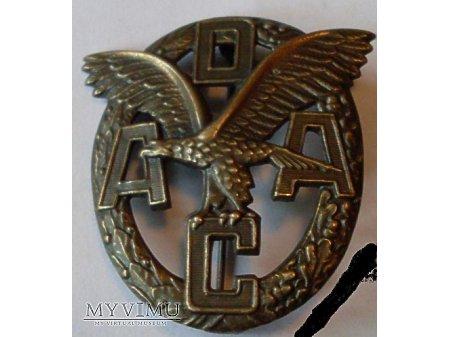 Przedwojenna Brązowa odznaka ADAC