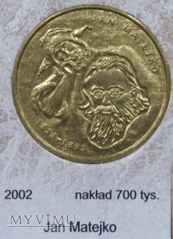 2 zł 2002 07
