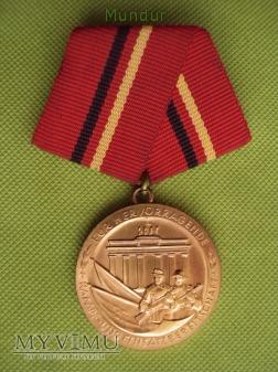 Medaille der Kampfgruppen der Arbeiterklasse