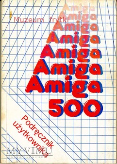 AMIGA 500 podręcznik