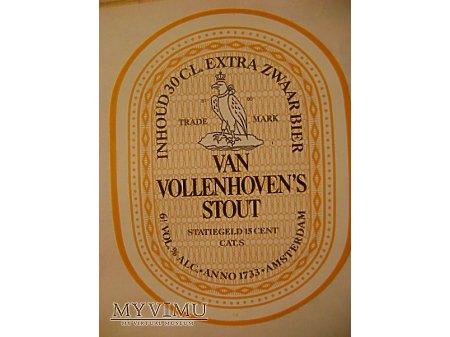 VAN VOLLENHOVEN'S STOUT