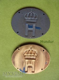 Szwecja-oznaka specjalności wojskowej: Hemvärnet