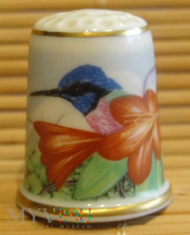 HAVILAND LIMOGES-kolibry