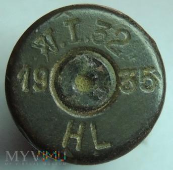 Łuska 8x58 R Krag V.I.32 35 HL 19