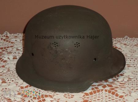 Hełm niemiecki M-34 policyjny
