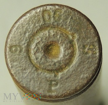 Łuska 7,92x57 06 S P 9