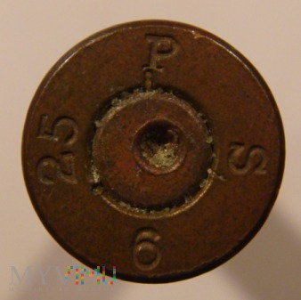 Łuska 7,92 x 57 mm Mauser P S 9 25