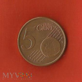 Duże zdjęcie Francja 5 centów, 2009