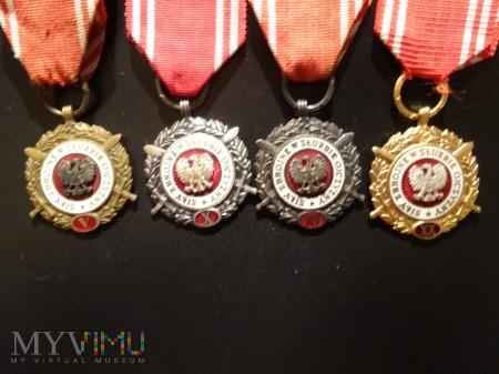 Duże zdjęcie Medale Siły Zbrojne w Służbie Ojczyzny