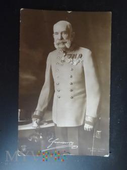 Duże zdjęcie Cesarz Austro-Węgier