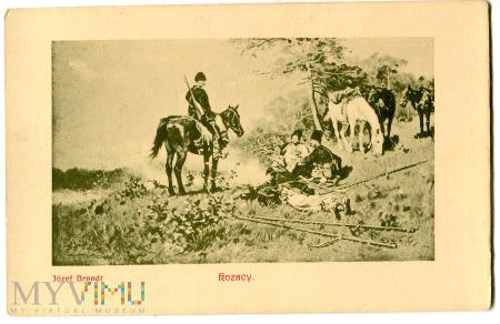 Duże zdjęcie Kozacy, Józef Brandt, c. 1910