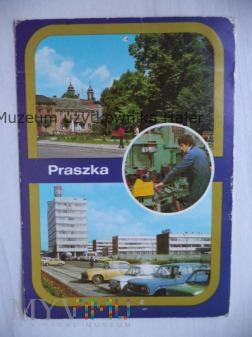 PRASZKA Miasto w województwie częstochowskim
