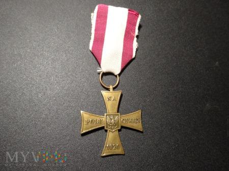 Duże zdjęcie Krzyż Walecznych - z lat 1940 - 1944 ? :K 19a.
