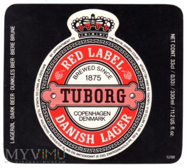 Tuborg Red Label