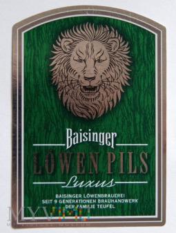 Baisinger Lowen pils