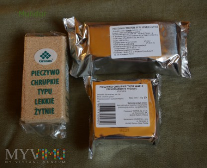 Pieczywo chrupkie - żytnie i ryżowe
