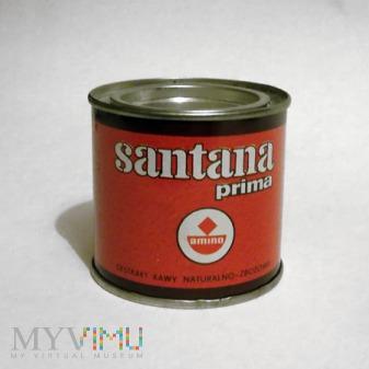 """Duże zdjęcie kawa """"Santana Prima"""", puszka 50g"""