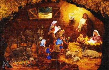 Christ ist geboren
