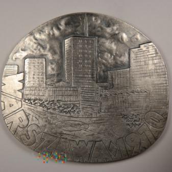 1970 - 28/70 - Wyzwolenie Warszawy - 25 lat