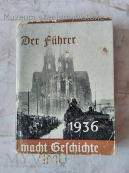 KWHW Der Führer macht Geschichte - 1936