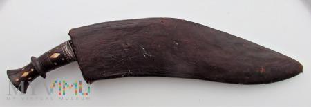 Duże zdjęcie Nóż nepalski Kukri