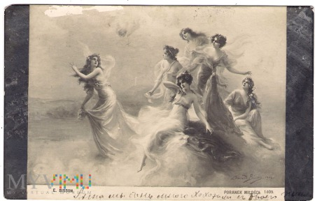Bisson - Taniec nimf - 1912