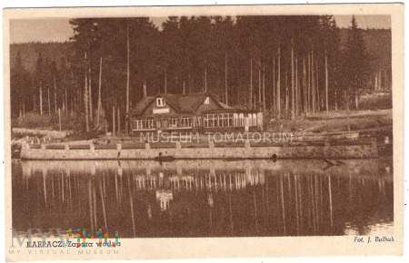 Karkonosze - Karpacz Zapora - 1950-te
