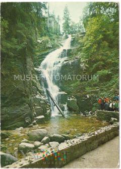 Karkonosze - Wodospad Kamieńczyka - 1972
